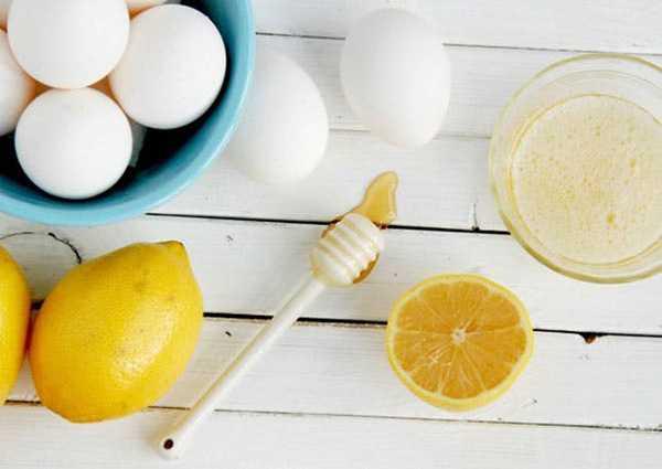 Рецепты домашних масок для волос с  лимоном