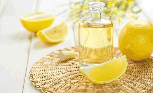 Блестящие и красивые волосы благодаря маскам для волос с  лимоном