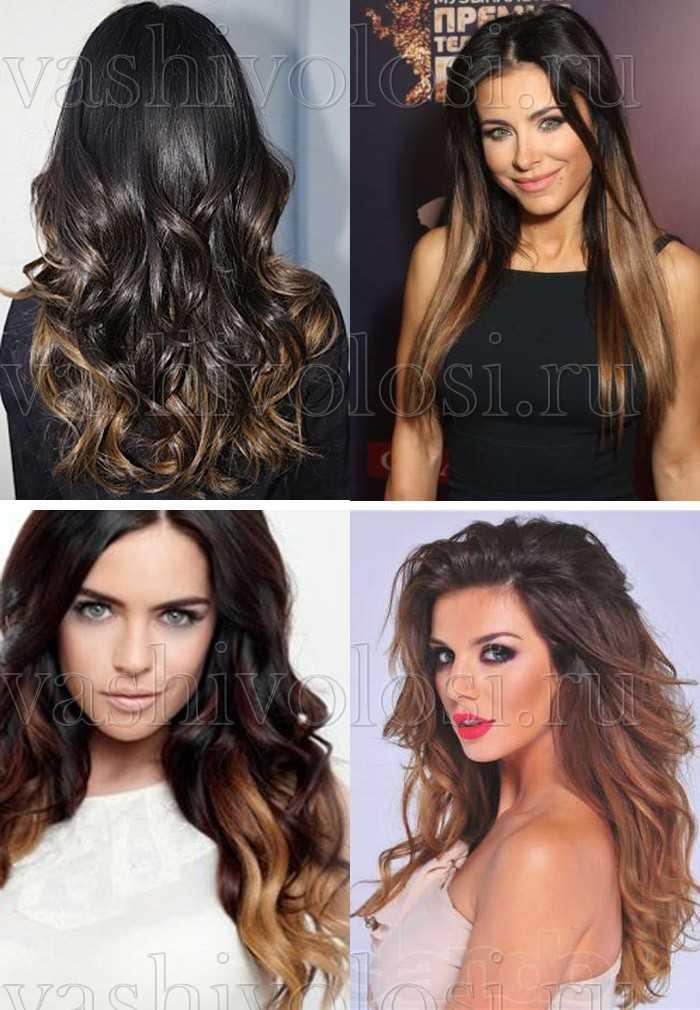 Колорирование волос добавь оттенков своим волосам создай яркий образ