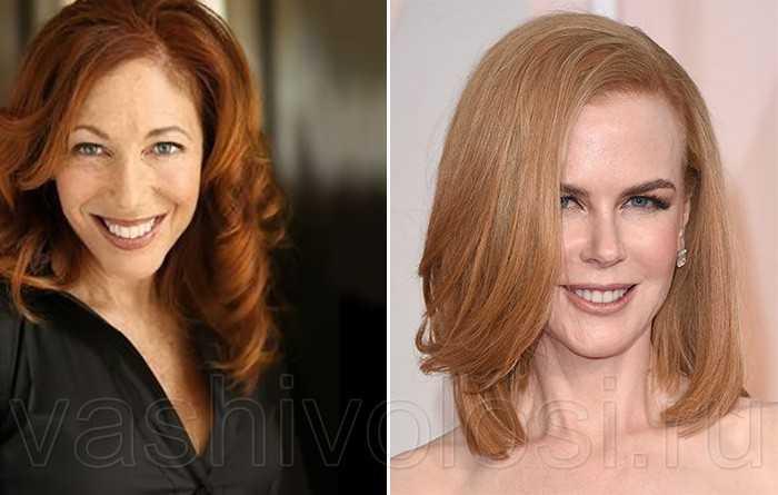 Цвет волос после 40 лет чтобы выглядеть моложе