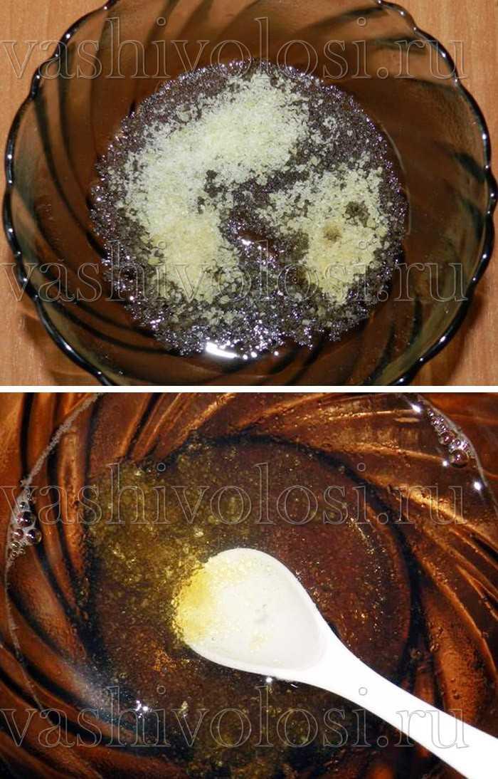 Ламинирование волос без желатина в домашних условиях рецепты масок без желатина