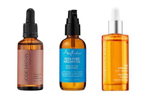 Эффективное применение арганового масла для волос