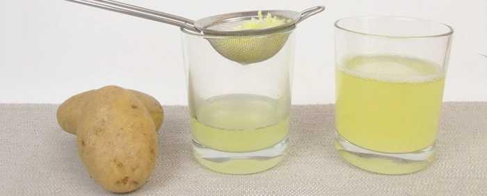 Как использовать картофельный сок для волос