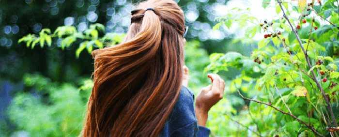 Как сделать из волос гриву