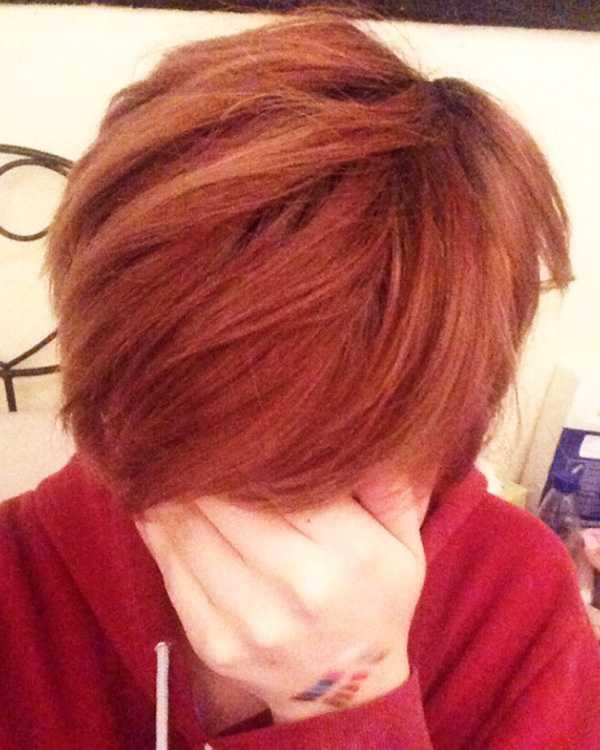 Как смыть краску с волос до естественного цвета