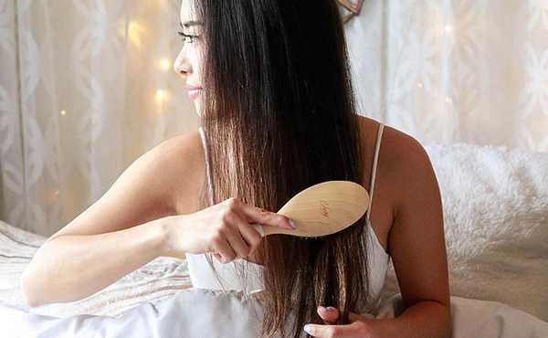 Как сохранить волосы ночью