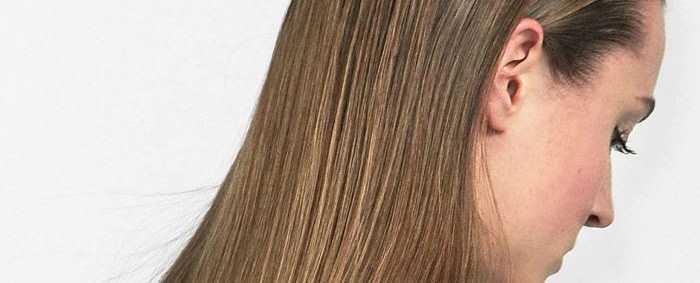 Как выпрямить волосы естественно без воздействия тепла