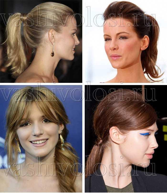 Как красиво уложить волосы средней длины