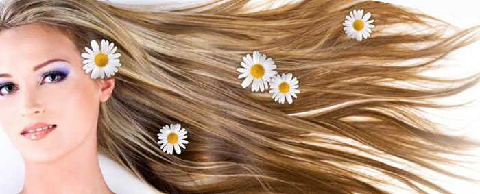 как осветлить волосы без вреда