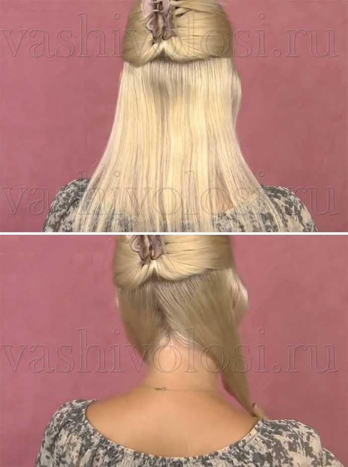 Как подстричь кончики волос