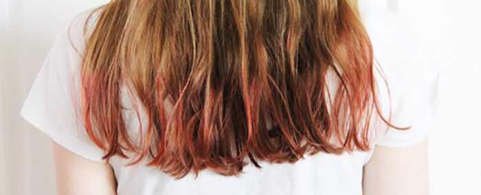 Как сделать волосы русыми без краски