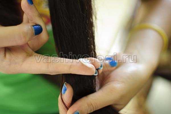 Как укладывать волосы утюжком