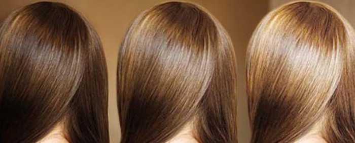 Как вернуть цвет волос