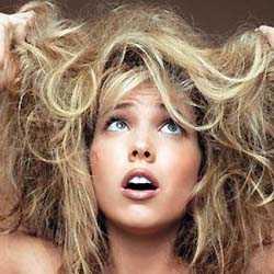 как восстановить сожженные осветлением волосы