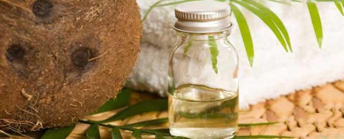 Кокосовое масло для волос – применение
