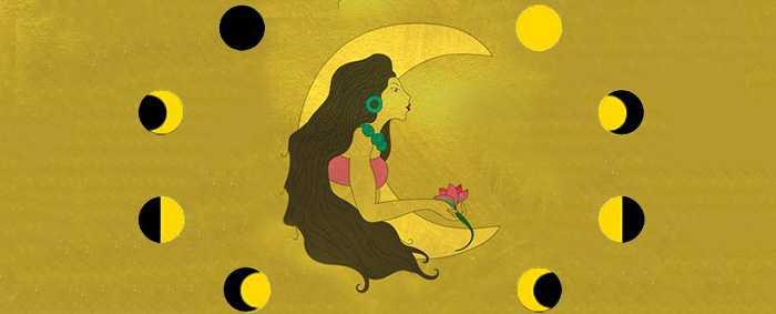 Красить волосы по лунному календарю