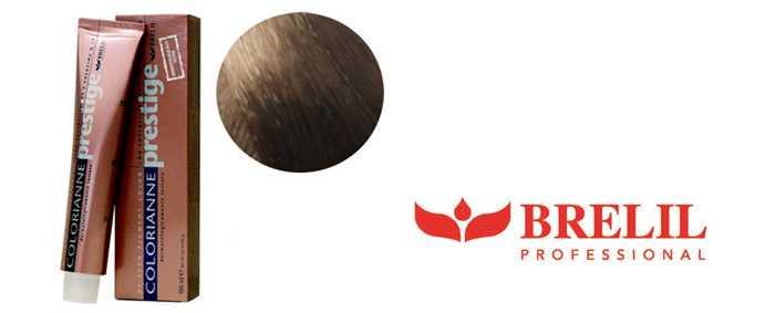 Краска Брелил - палитра