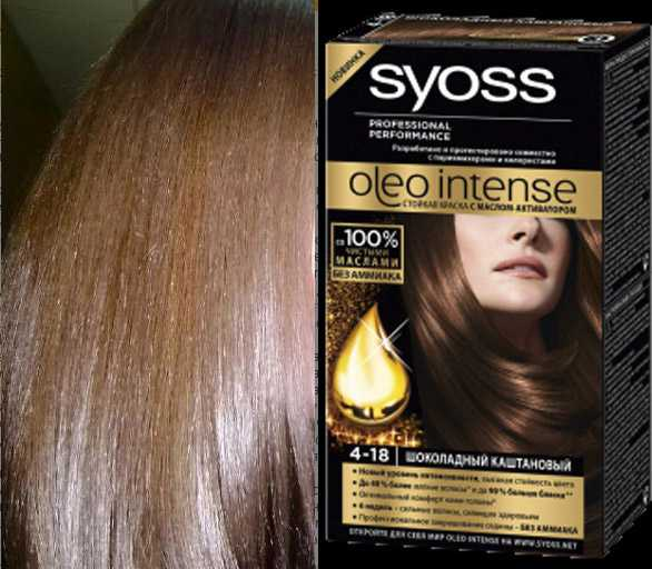 Краски для волос сьёс палитра цветов
