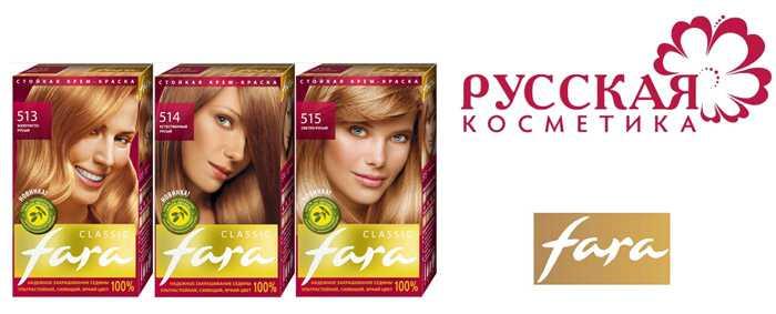 Как покрасить волосы краской фара