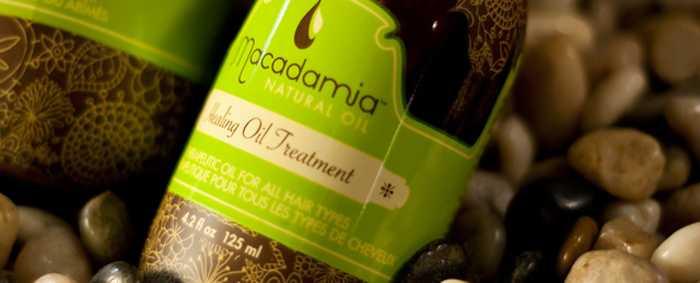 Макадамия для волос