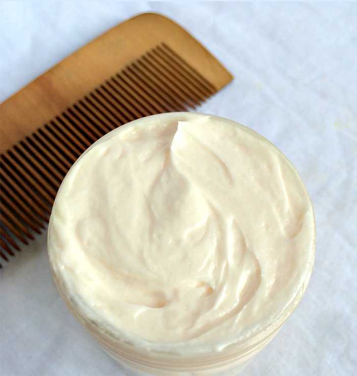 Увлажняющая маска с маслом ши