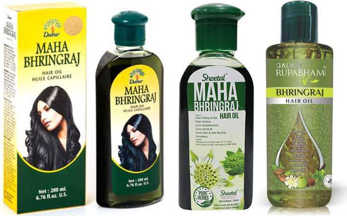 Масло Брингарадж для волос