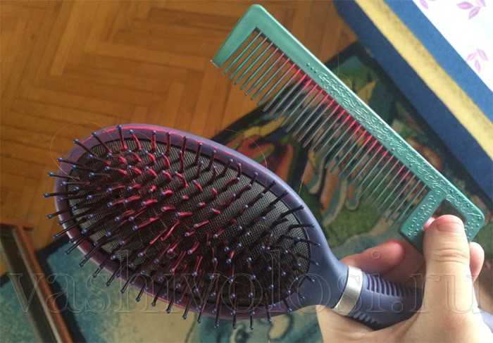 мелки для волос, советы