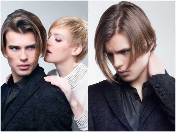 Мужские стрижки на короткие и средние волосы. Модные тенденции. Фото.