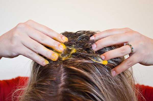 Мыть волосы яйцом - как и зачем