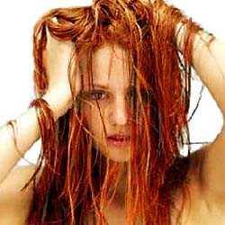 Окрашивание волос после хны