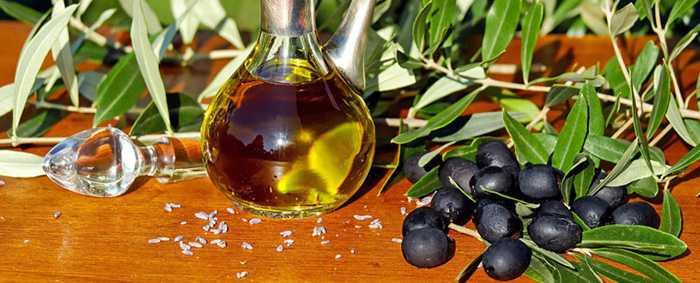 Оливковое масло для волос - применение