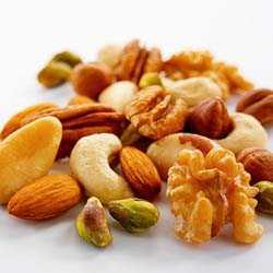 Орехи для волос