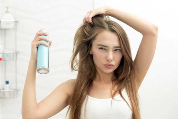 Ошибки в уходе за тонкими волосами