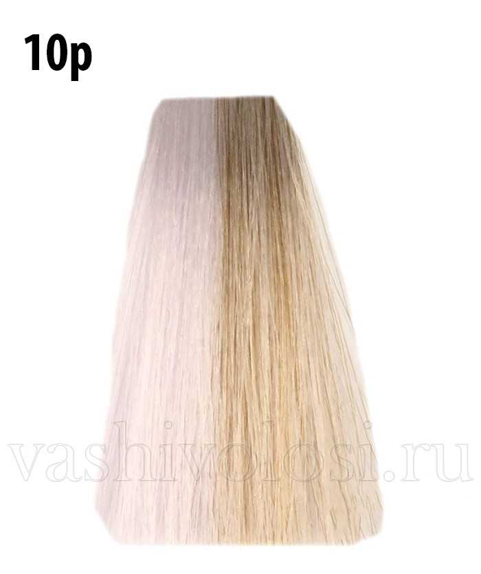 Цвет матрикс 10p