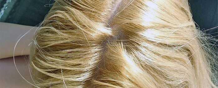 Почему осветленные волосы желтеют