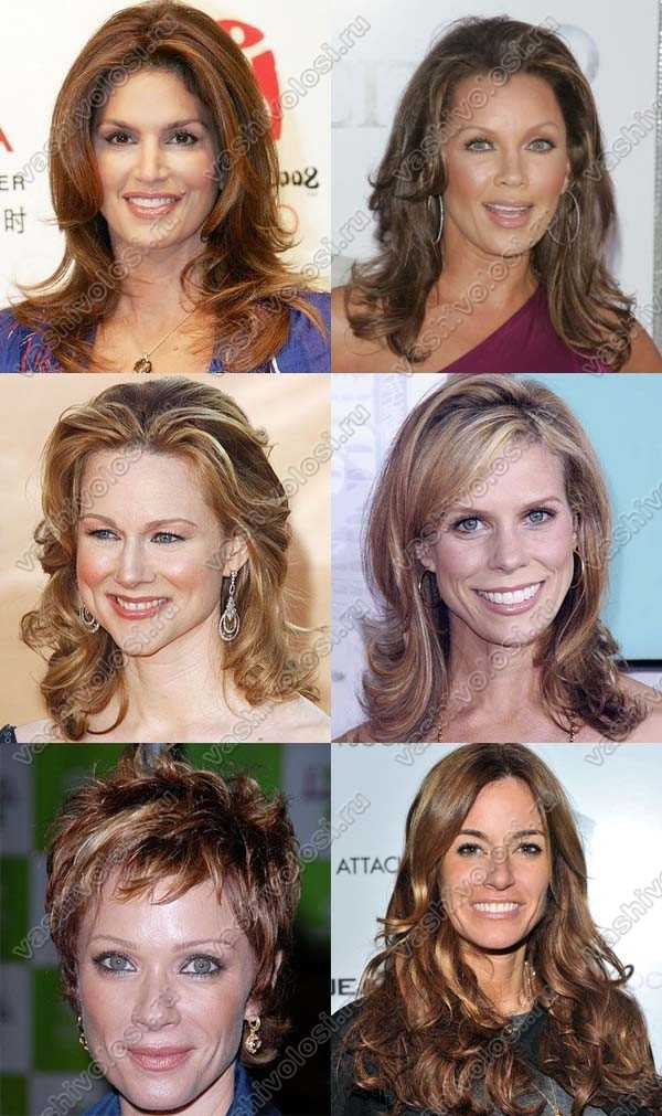 Прически для женщин 40 лет