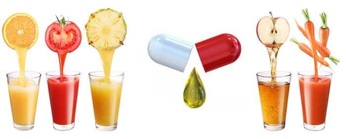 Применение жидких витаминов для волос