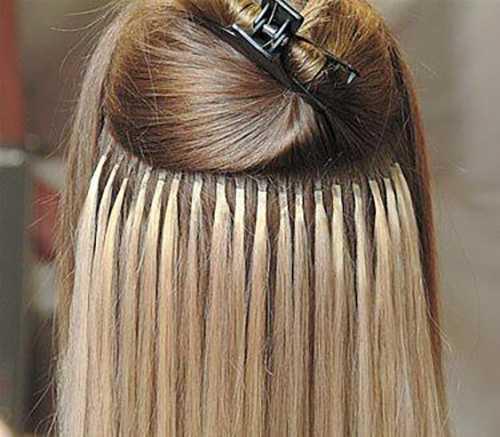 Секреты и технологии наращивания волос