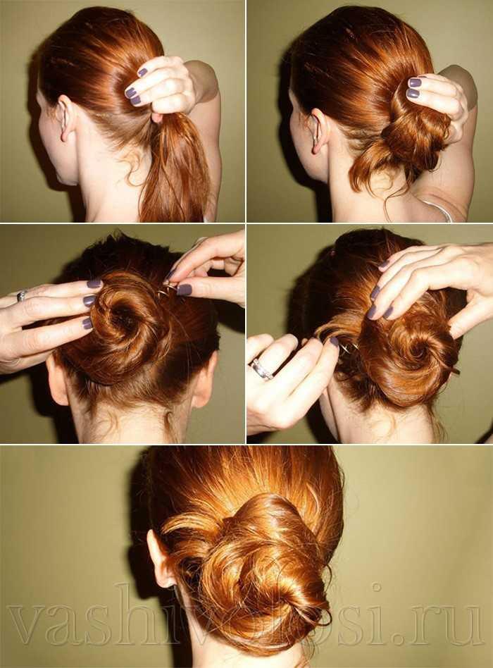 Шпильки спирали для волос как пользоваться