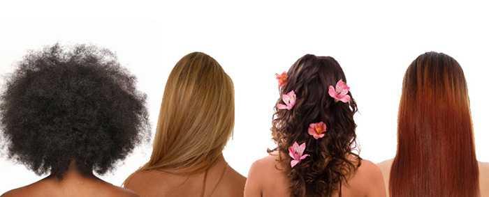 Толщина и густота волос - советы для окрашивания