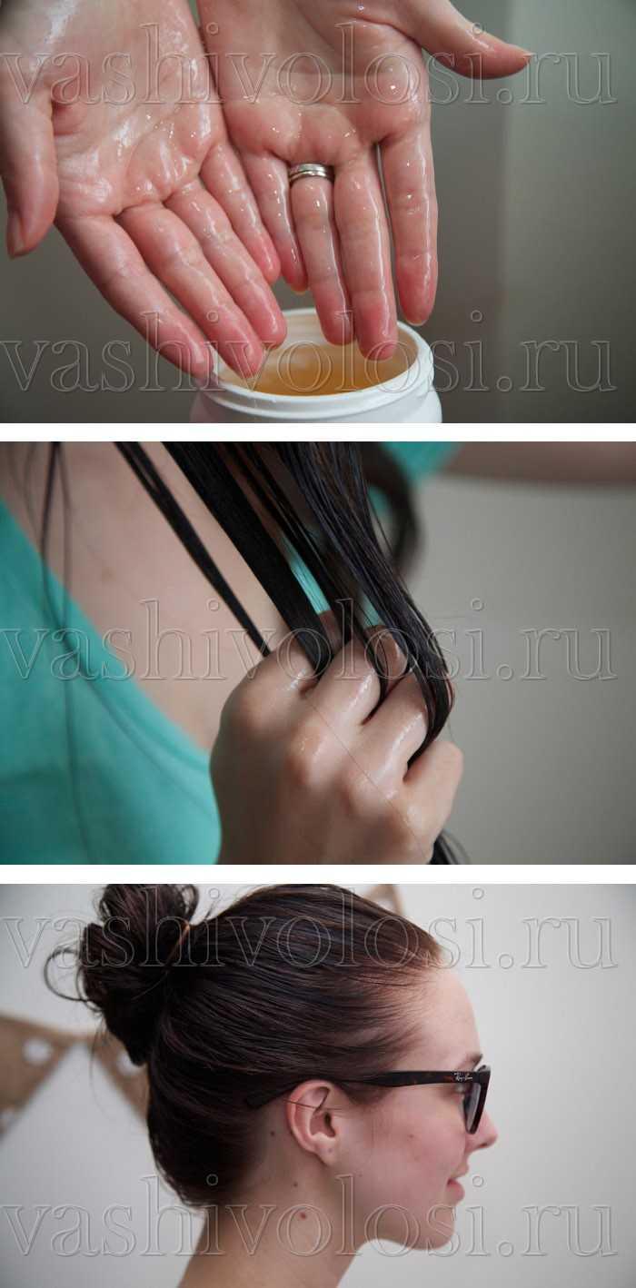 Сухие и жирные волосы