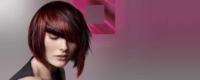 Темное мелирование на темные волосы