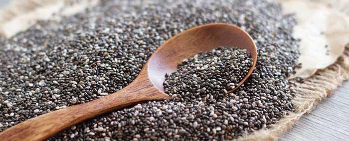 Удивительные преимущества семян чиа волос