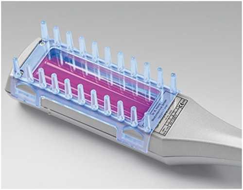 Ультрафиолетовая лампа Dermalight: помогает или нет