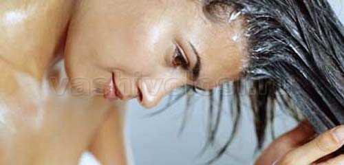 Волосы выпадают при мытье